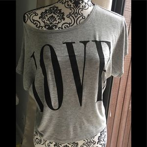 "New ""LOVE"" Top"